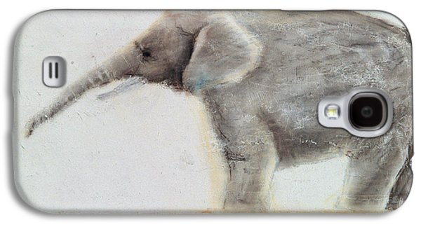 Elephant  Galaxy S4 Case by Jung Sook Nam