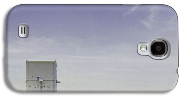 Minimalist Galaxy S4 Case - Elevator by Scott Norris