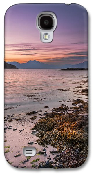Landscape Wall Art Sunset Isle Of Skye Galaxy S4 Case
