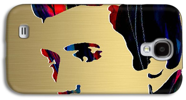 Elivs Gold Series Galaxy S4 Case by Marvin Blaine