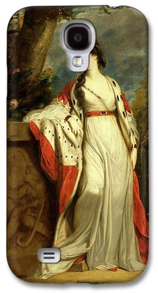 Elizabeth Gunning, Duchess Of Hamilton And Argyll Galaxy S4 Case by Litz Collection