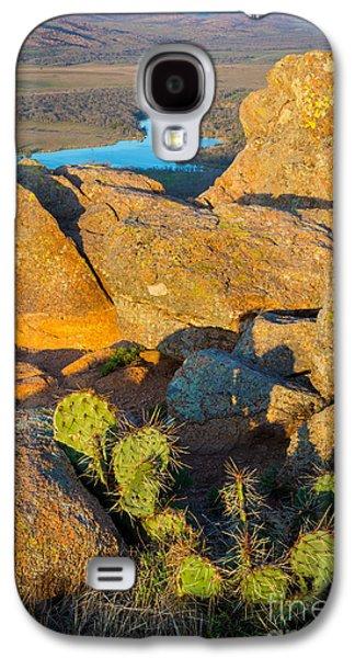 Elk Mountain Sunset Galaxy S4 Case by Inge Johnsson