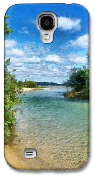 Elk River- Elk Rapids Michigan Galaxy S4 Case