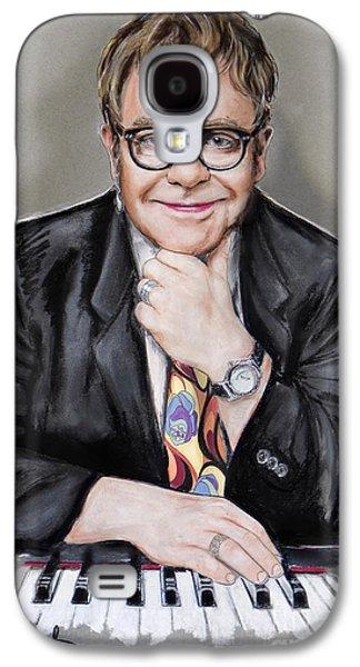 Elton John Galaxy S4 Case