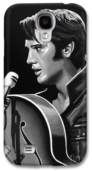 Elvis Presley 3 Galaxy S4 Case