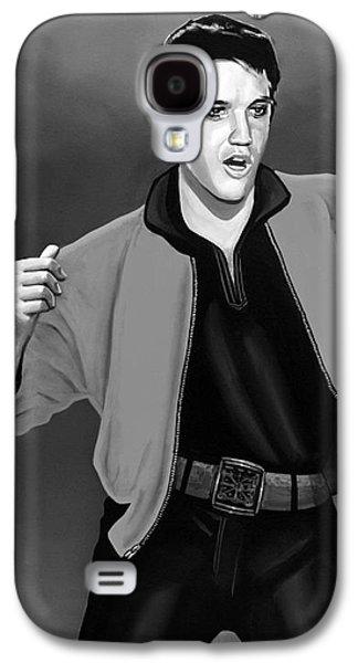 Elvis Presley 4 Galaxy S4 Case