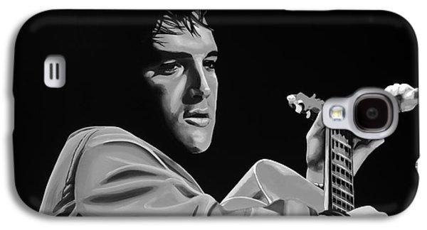 Elvis Presley Galaxy S4 Case