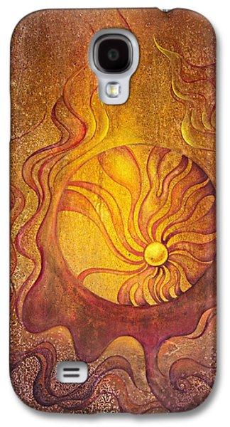 Embrace Galaxy S4 Case by Ellen Starr