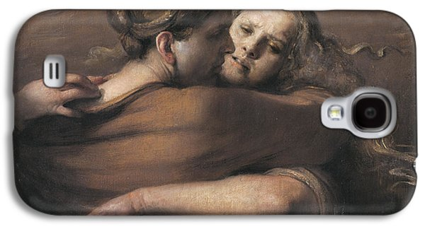 Embrace Galaxy S4 Case by Odd Nerdrum
