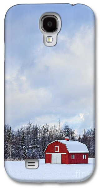 Embrace The Cold Galaxy S4 Case