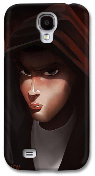 Emenem  Galaxy S4 Case