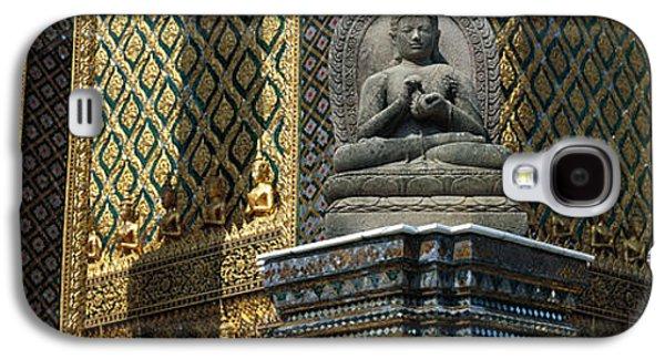 Emerald Buddha, Wat Phra Keo, Bangkok Galaxy S4 Case by Panoramic Images
