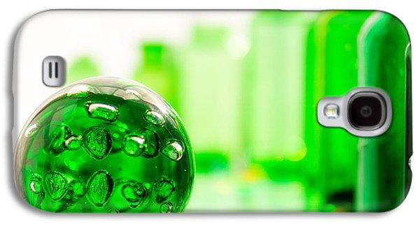 Emerald City I Square Galaxy S4 Case by Jon Woodhams