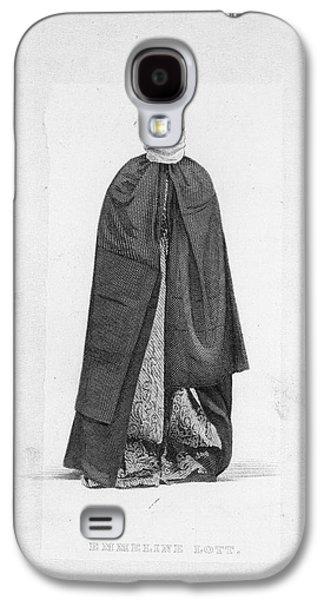 Emmeline Lott Galaxy S4 Case by British Library