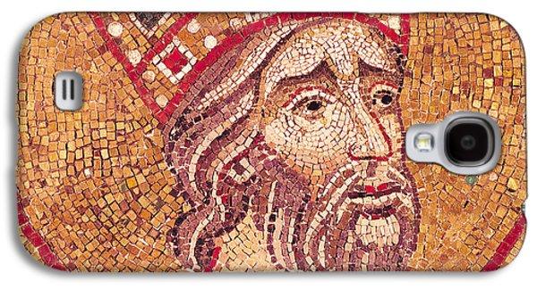 Emperor Constantine I Galaxy S4 Case by Byzantine School