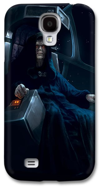 Emperor Palpatine Galaxy S4 Case by Ryan Barger