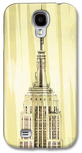 Empire State Building 2 Galaxy S4 Case