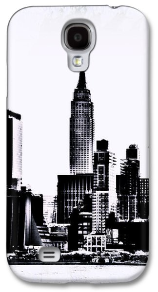 Empire State - Nyc Galaxy S4 Case by Bill Cannon