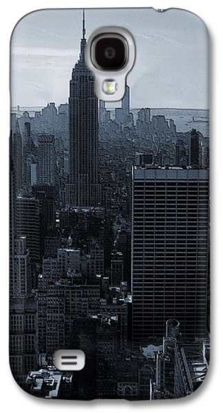 Empire State Of Mind Galaxy S4 Case