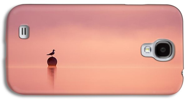 Empty Spaces Galaxy S4 Case by Roeselien Raimond
