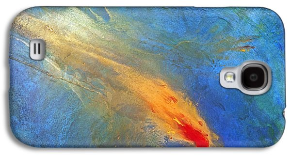 Enchanted Descent Galaxy S4 Case by Todd Karleskein