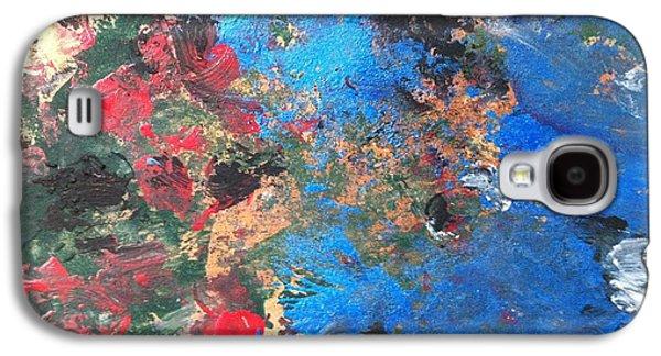 Enchanted Galaxy S4 Case by Yve Hockenbury Moore