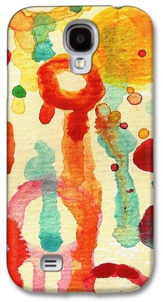 Encounters 1 Galaxy S4 Case by Amy Vangsgard