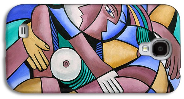 Endless Love Galaxy S4 Case by Anthony Falbo