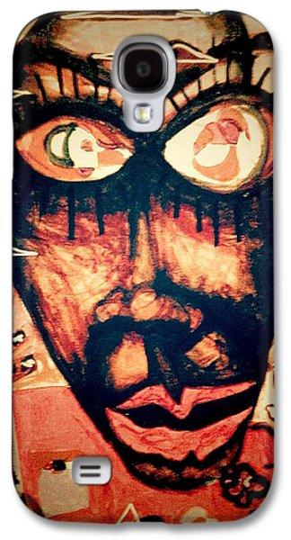 Enjoy Galaxy S4 Case by Rick Burgunder