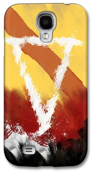 Enlightenment  Galaxy S4 Case by Condor