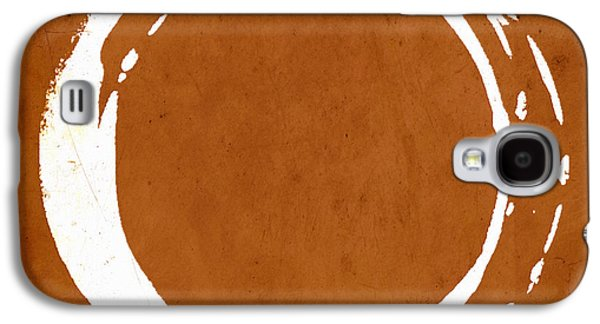 Enso No. 107 Orange Galaxy S4 Case