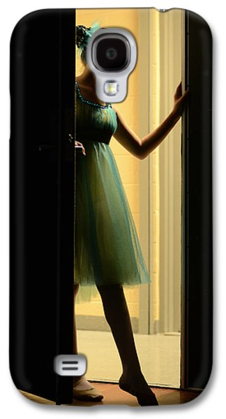 Enter Upon This Stage Galaxy S4 Case by Laura Fasulo