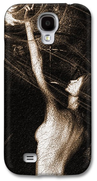 Entities Touch Galaxy S4 Case by Bob Orsillo
