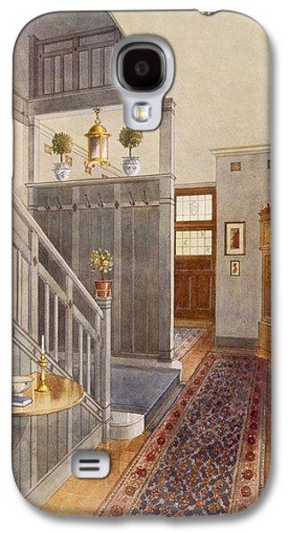 Entrance Passage Galaxy S4 Case by Richard Goulburn Lovell