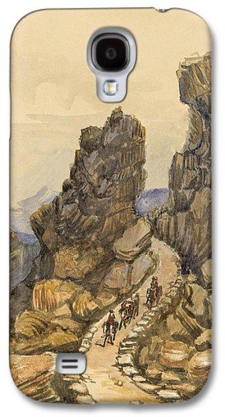 Entrance To The Almanna Gau Circa 1862 Galaxy S4 Case