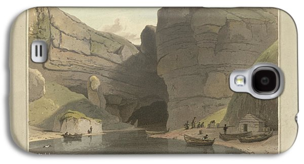 Entrance To The Cave Of Smooe Galaxy S4 Case