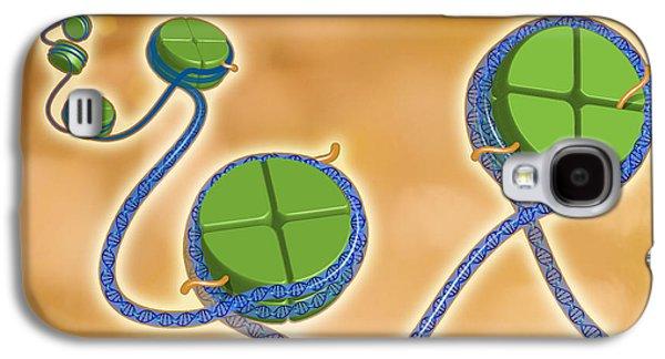 Epigenetics Galaxy S4 Case