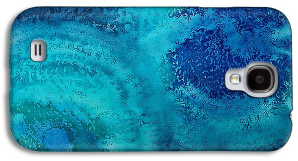 Equivalent Space Original Painting Galaxy S4 Case