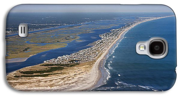Escape To Topsail Island Galaxy S4 Case by Betsy Knapp