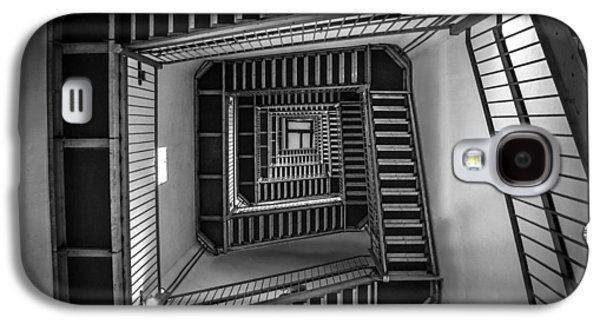 Escher Galaxy S4 Case by Kristopher Schoenleber