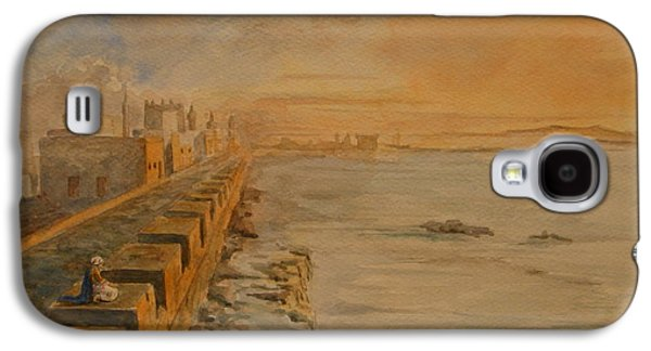 Essaouira Morocco Galaxy S4 Case by Juan  Bosco