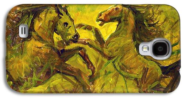 Establishing Galaxy S4 Case by Linda L Martin