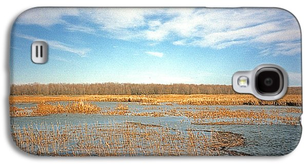 Galaxy S4 Case featuring the photograph Etang by Marc Philippe Joly