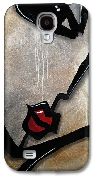 Etched In Stone Galaxy S4 Case by Tom Fedro - Fidostudio