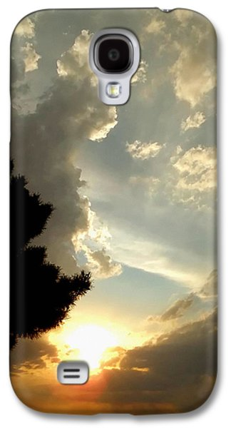 Eternal Hues - California Sunset Galaxy S4 Case
