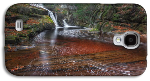 Ethereal Autumn Galaxy S4 Case by Bill Wakeley