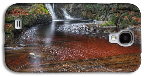 Ethereal Autumn Square Galaxy S4 Case by Bill Wakeley
