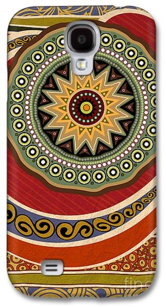Ethnic Elegance Galaxy S4 Case by Bedros Awak