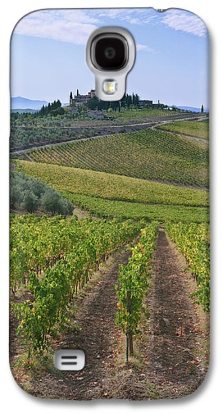 Europe, Italy, Tuscany, Chianti Galaxy S4 Case by Rob Tilley