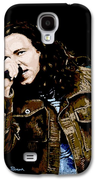 Pearl Jam Galaxy S4 Case - Even Flow by Kevin Putman